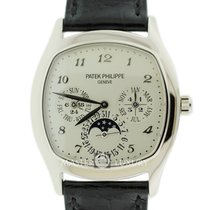 Patek Philippe 5940G-001 Grand Complication Black Dial White Gold