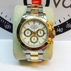 Rolex daytona acero y oro 116523