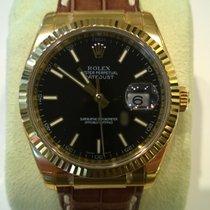 Ρολεξ (Rolex) Datejust 18K Yellow Gold