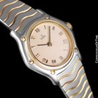 Ebel Wave Ladies Watch - Stainless Steel & 18K Gold