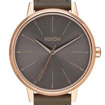 Nixon The Kensington Leather Rose Gold/Taupe A108-2214