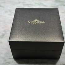 Mondia vintage watch box inner blu with outer case