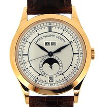 Patek Philippe 18k rose gold Annual Calendar