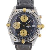 Breitling Chronomat B13048 Automatic Black Dial Men's Watch