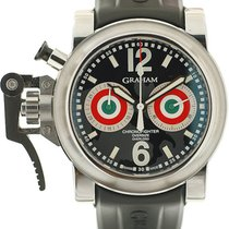Graham Chronofighter Overload Limited Italia SCAT/GAR art. Gr06