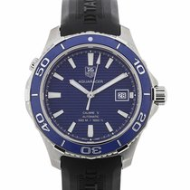 TAG Heuer Aquaracer 41 Automatic Blue Dial