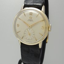 Omega Automatik Cal. 344 small seconds -Gold filled Ref:6212