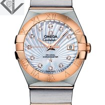 Omega Constellation Co-axial 27 Mm - 123.20.27.20.55.001