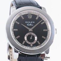 Rolex Cellini Cellinium 5241 Platinum