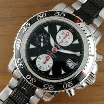 Montblanc Like New Panda Sport  Chronograph  Automatic Full Men´s