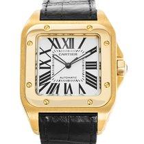 Cartier Watch Santos 100 W20078Y1