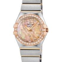Omega Constellation Women's Watch 123.25.24.60.57.002
