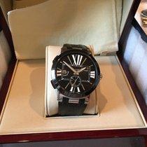Ulysse Nardin Executive Dual Time  Gmt  Ref#243-00 Wristwatch...