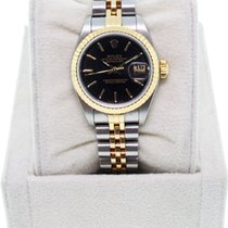 Rolex Datejust 79173 Two Tone Automatic Ladies Watch