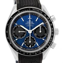Omega Speedmaster Racing Blue Dial Watch 326.32.40.50.03.001