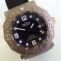 Paul Picot C-Type Le Plongeur Titanium Compass