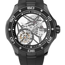 Roger Dubuis Pulsion Skeleton Flying Tourbillon