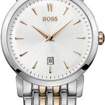 Hugo Boss Gents HB1512764 Elegante Herrenuhr Zeitloses Design
