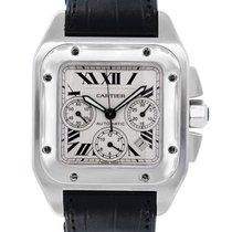 Cartier 2740 Santos 100XL Chronograph Automatic Watch