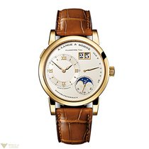 A. Lange & Söhne Lange 1 Moonphase Yellow Gold Men's...