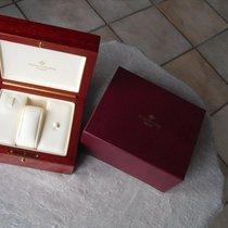 Patek Philippe Vintage Mahagonibox für Ewige Kalender