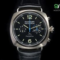 Panerai Pam 343 Radiomir Regatta One/eighth Second Titan 47mm,...