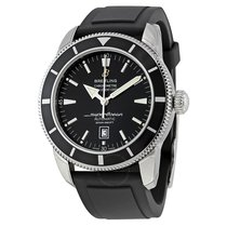 Breitling Superocean Heritage 46 Automatic Black Dial Men'...