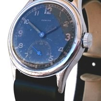 Zenith DH Ref.#1518 Military WWII German Army Issue 34mm