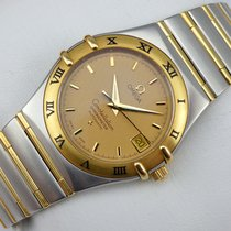 Omega Constellation Chronometer Automatic - Stahl-Gold