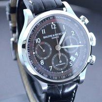 Baume & Mercier Capeland Chronograph Black Dial