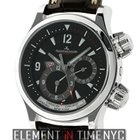 Jaeger-LeCoultre Master Compressor Geographic Stainless Steel...