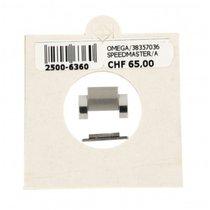 Omega 16mm Link In Steel For Speedmaster 38357036