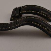 Breitling Kroko Leder Armband Band 24mm 24-20 Für Dornschliess...