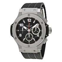 Hublot Big Bang 44mm Evolution Stainless Steel Watch Unworn