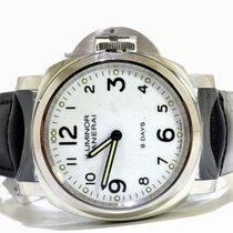 Panerai Luminor Base 8 Days Acciaio PAM 561(New watch)