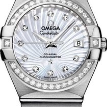 Omega Constellation Women's Watch 123.15.27.20.55.001