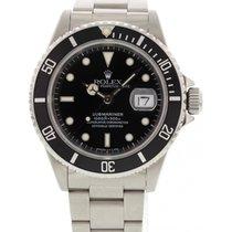 Rolex Men's Rolex Submariner Date SS 16610