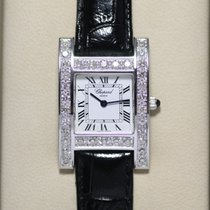 Chopard Ladies Your Hour White Gold & Diamonds