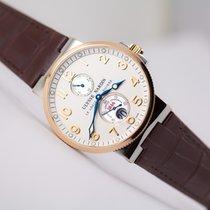 Ulysse Nardin Maxi Marine Chronometer two-tone 18kt gold and...