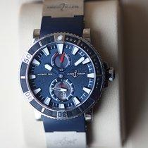 Ulysse Nardin Maxi Marine Diver Chronometer Hammerhead Shark