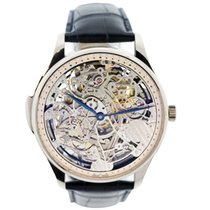 IWC 18K  Gold Portuguese Squelette Skeleton Minute Repeater