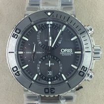 Oris Aquis Titan Chronograph Ref. 01 674 7655 7253-07 8 26 75PEB