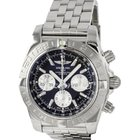 Breitling AB0420B9|BB56|375A CHRONOMAT 44MM GMT STAINLESS...