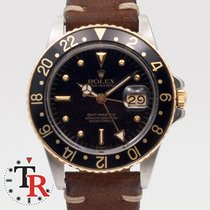 Rolex GMT Master  Ref.16753, box+papers
