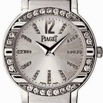 Piaget [NEW] PoloSmall 18k White Gold Ladies Watch