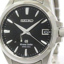 Seiko Sbga027 Spring Drive Steel Mens Watch 9r65-0ag1 (bf100485)