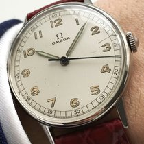 Omega Scientific Dial, Center Second Omega 35 mm Doctors Watch...