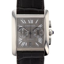 Cartier Tank MC Automatic Chronograph Date Ladies watch W5330008