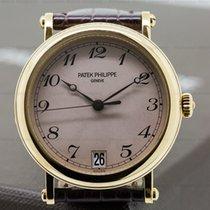 Patek Philippe 5053R-001 Calatrava Officers Case 18K Rose Gold...