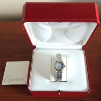 Cartier Santos Octagon Special Automatic 18K Yellow Gold &...